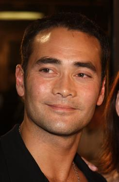 Mark Dacascos at the premiere of &quot;Spy Game.&quot;